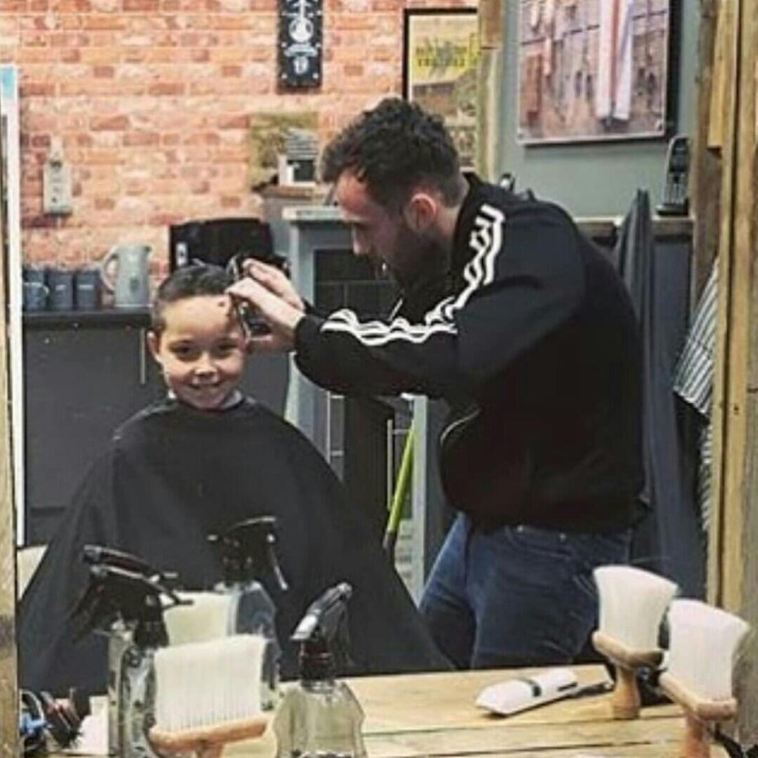 kids Hairdressers in Hunts Cross